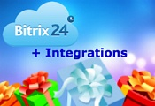 Buy Bitrix24 in PINALL, get our integrations for free!